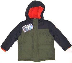 e92e899d050a ZeroXposur Toddler Boys Heavyweight Winter Jacket NWT Size 3T Green ...