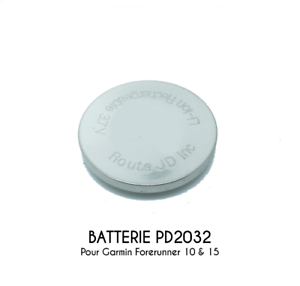 PD2032-Replacement-Battery-85mAh-for-Garmin-Forerunner-10-and-15