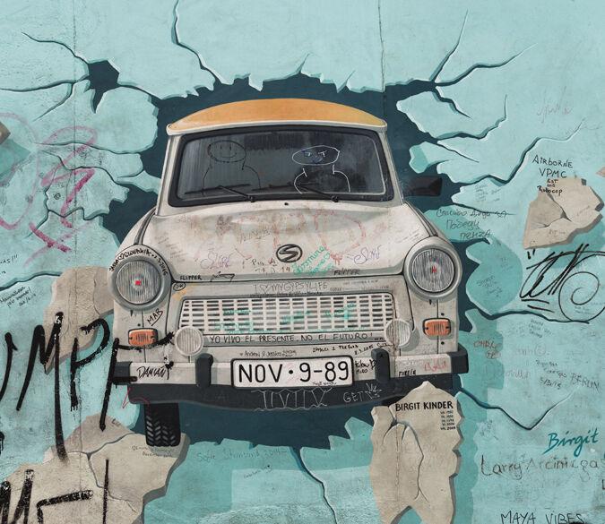 3D Car Graffiti 3652 Paper Wall Print Decal Wall Wall Murals AJ WALLPAPER GB