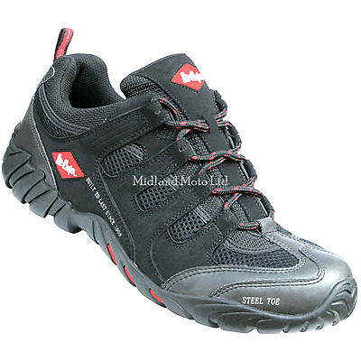 Lee Cooper Steel Toe Cap Safety Trainer. The Best Looking Work Shoe. LCSHOE 008