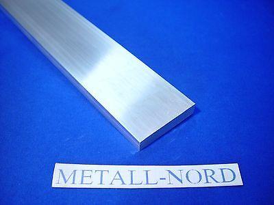 1m Aluminium Alu Flach 40x6x1000 mm AlMgSi0,5 AW-6060 Metallhalbzeug F22 CNC