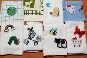 Animals 1 New Kitchen Crochet Top Towel #T1361 #T1370