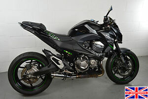 Kawasaki Z800 Sp Engineering Polished Stainless Moto Gp Xtreme Low