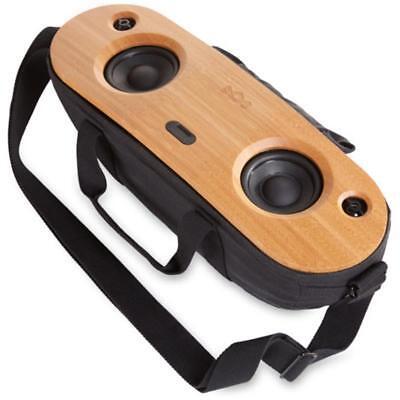 House of Marley EMJA014 Bag of Riddim Portable Bluetooth Speaker - RRP $299.95