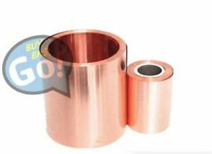 1PCS 99.9/% Pure Copper Cu Metal Sheet Foil 0.01 x 100 x 500 mm