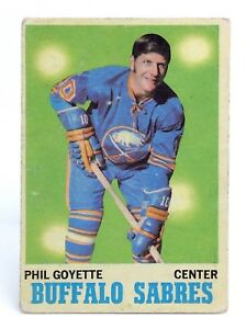 1969-70-Phil-Goyette-127-Buffalo-Sabres-Center-OPC-O-Pee-Chee-Hockey-Card-H450