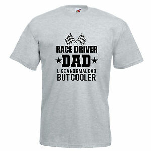 Funny t shirt race driver racing car gift dad humor banger for Race car driver t shirts