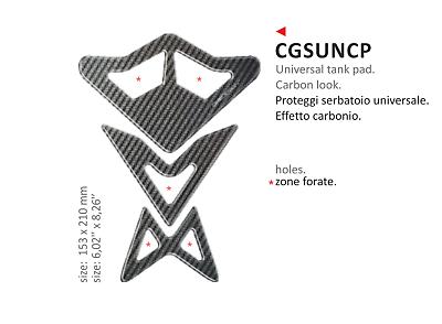 Cgsun Paraserbatoio Adesivo Resinato Carbon Look Per Tutte Le Moto Ktm Tieniti In Forma Per Tutto Il Tempo
