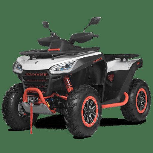 Segway Snarler 600GS/GL ATV NYHED
