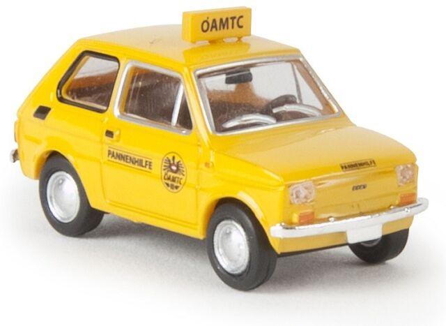 Brekina 22367-1//87 Fiat 126 Öamtc Neu
