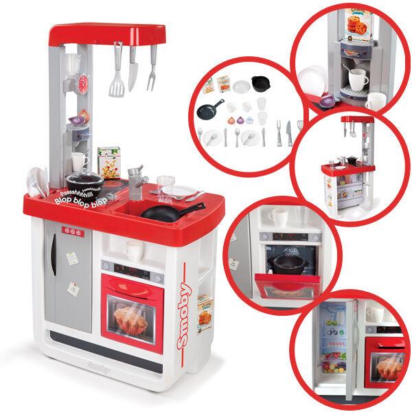 Smoby Elektronische Kinderküche Bon Appetit (Rot-Weiß)