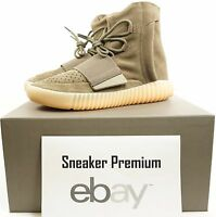 adidas Yeezy Boost 750 Light Brown BY2456 - 100% Authentic