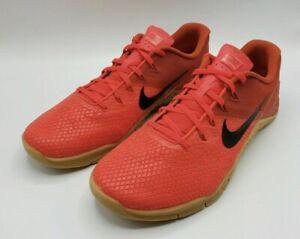 Nike Metcon 4 XD Red Orbit / Black / Red Training Shoes Men's Size 11 BV1636 600