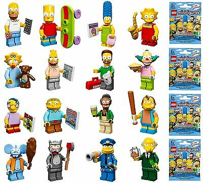 Sales Genuine Lego 71005 Minifigure The Simpsons Series 1 no.16 Mr Burns