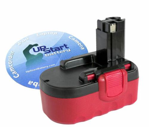 Battery for Bosch BAT025-1300mAh 18V NICD