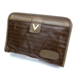 Valentino-Clutch-bag-Woman-Authentic-Used-Y373