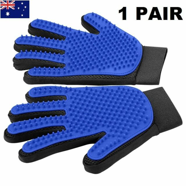 Pet Grooming Magic Cleaning Glove Hair-Fur Remover Deshedding Cat & Dog Massage