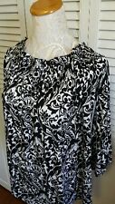 NWT CUPIO Latest Style Three Quarter Sleeve  Top Sz Med