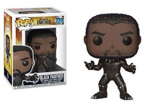 N° 273 Pop Figurine Marvel Black Panther Funko Black Panther