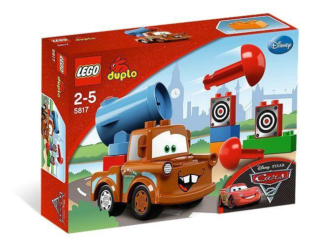 LEGO® Cars 5817 Hook als Agent NEU OVP_ Agent Mater NEW MISB NRFB