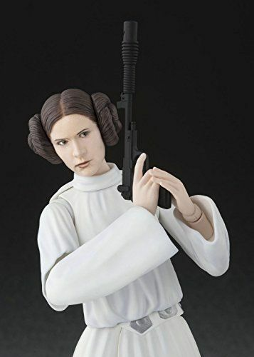 S.H.Figuarts Star Wars A New Hope Action PRINCESS LEIA ORGANA Action Hope Figure BANDAI NEW 0968af