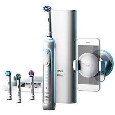Braun Oral-B Genius 9000s weiß Elektrische Zahnbürste Bluetooth