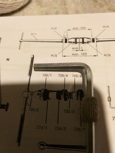 Nos Campagnolo 767 L-shaped Chainwheel Cap Allen Key 5mm