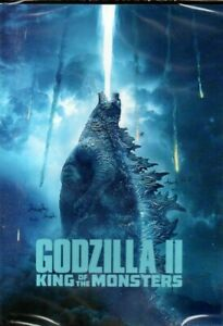 GODZILLA-II-THE-KING-OF-MONSTER-DVD