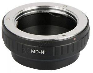 Minolta-MD-SR-Mount-Lens-to-Nikon-1-Mount-Kamera-Objektiv-Adapter-Ring