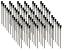"GLUES Plumbing Acid Flux Brush 6/"" LG X 3//8/"" Solder Touch Ups"