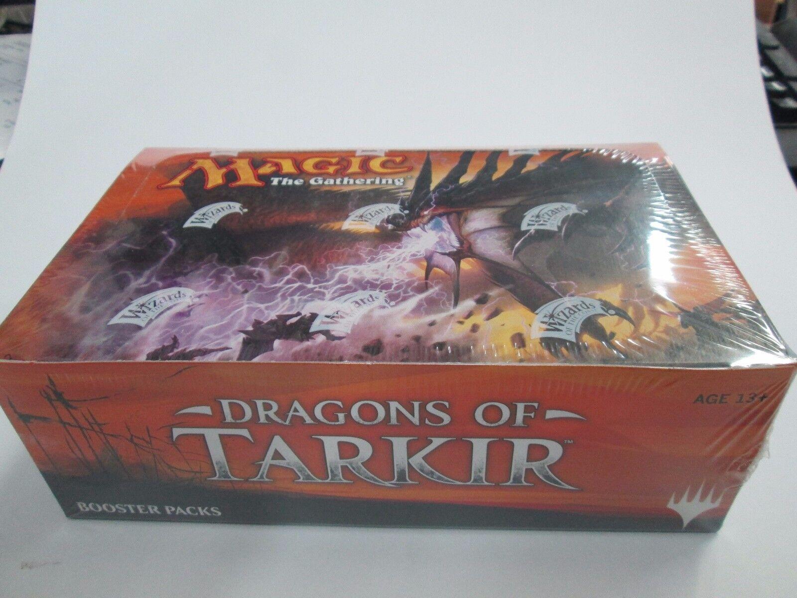 MAGIC DRAGONS OF TARKIR SEALED BOOSTER BOX