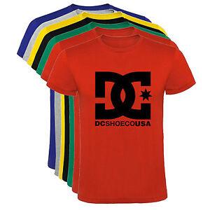 Camiseta-DC-shoes-skate-deportes-snow-tipo-D-Hombre-varias-tallas-y-colores-a071