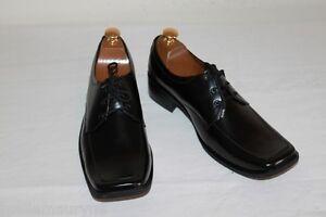 Zapatos-oxford-Hombre-LIFE-STYLE-Piel-Sintetica-Puntas-Cuadrados-T-41-5