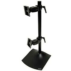 Ergotron-DS100-Dual-LCD-Display-Vertical-Desk-Stand-Supports-up-to-24-034-Disp