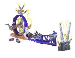 Hot Wheels - Lanceur de flèche et zoom
