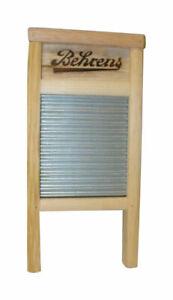 Behrens-7-25-in-W-x-14-5-in-L-Galvanized-Steel-Scrub-Surface-Washboard
