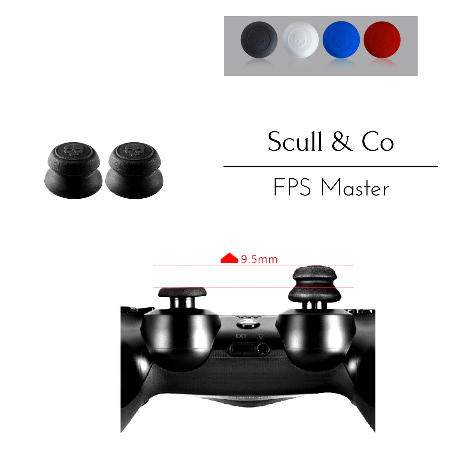PS4 Controller Thumbsticks Aimassist Fps Master Grip Cap Increase 100er Präzi