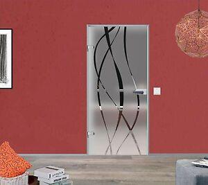 glas zimmert r t r glast r dreht r 834x1972 mit oder ohne beschlag dekor m6 ebay. Black Bedroom Furniture Sets. Home Design Ideas