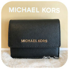 a0d9671237ec82 item 5 NWT MICHAEL KORS PVC OR LEATHER JET SET TRAVEL CARD CASE ID KEY  HOLDER VARIOUS -NWT MICHAEL KORS PVC OR LEATHER JET SET TRAVEL CARD CASE ID  KEY ...