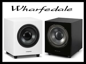WHARFEDALE-WH-D8-ACTIVE-SUBWOOFER-2-COLORS-TO-CHOOSE-NEW-WARRANTY-BEST-OFFER