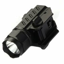 TrustFire G02 LED Tactical stund Gun Flashlight 2-Mode 600LM Pistol Torch Light