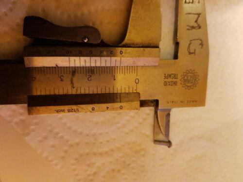 10 ribattini testa tonda diametro 2 mm lunghezza 6,5 mm