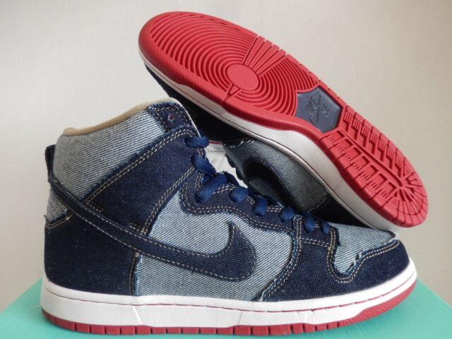 Nike SB Dunk High x Reese Forbes Denim