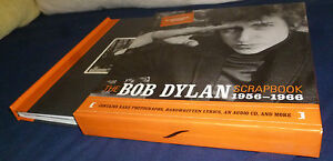 BOB DYLAN / THE BOB DYLAN SCRAPBOOK 1956-1966 mit CD - Printed in USA 2005 - <span itemprop='availableAtOrFrom'>Oberwesel, Deutschland</span> - BOB DYLAN / THE BOB DYLAN SCRAPBOOK 1956-1966 mit CD - Printed in USA 2005 - Oberwesel, Deutschland