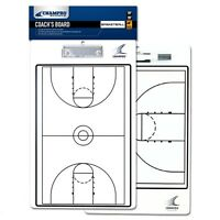 Champro Basketball Dry Erase Clipboard - Coaches Board 10x16 - Double Sided