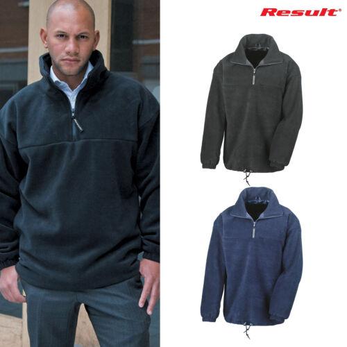 Result Men/'s PolarTherm Lined Top R017X Warm Winterwear Windproof Jacket