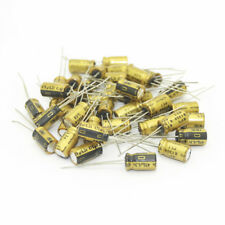 40pcs Nichicon FW 470uF//10V 6.3x11mm Audio Electrolytic Capacitor-4281