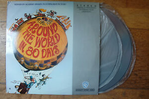 Michael Todds - Around the world in 80 days - LASER DISC DOBLE