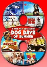 Dog Days of Summer: 8 Kids Film Collection [Region 1] DVD  New Free Shipping