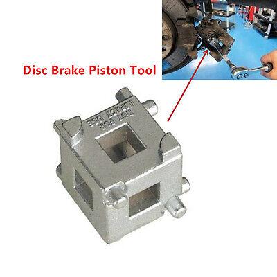"3//8/"" 6 Pin Rear Disc Brake Caliper Piston Rewind//Wind Back Cube Tool Drive Tool"